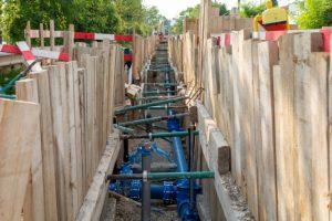 Underground Utilites Installation